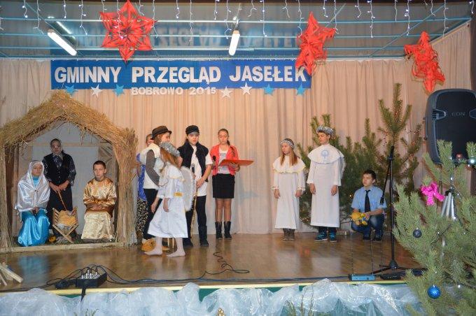 Gminny Przegląd Jasełek