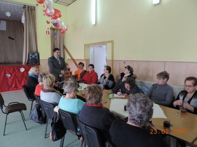 Spotkania seniorów Gminy Bobrowo wokół wspólnego pomysłu: założenie stowarzyszenia