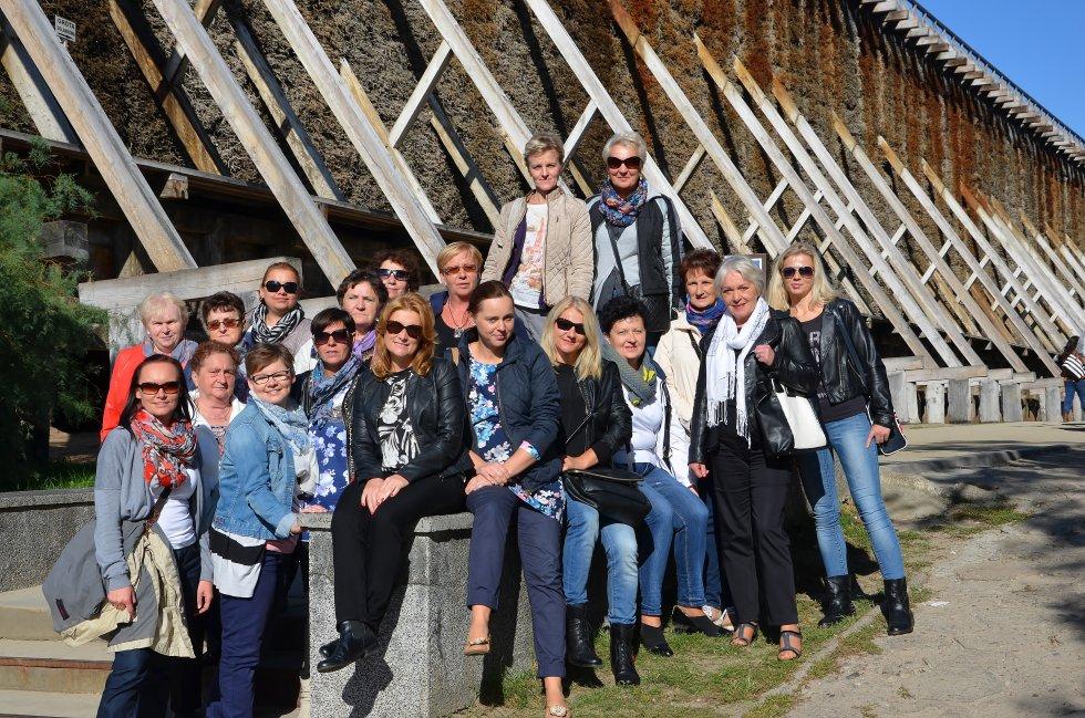 Koło Gospodyń zGrzybna - zwiedzanie, integracja inowe doświadczenie