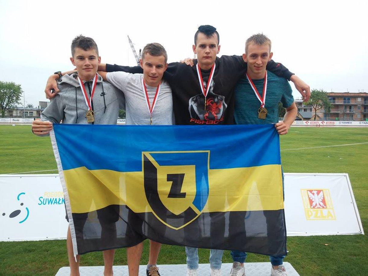 Absolwent z Bobrowa zdobywa medale na 70 Mistrzostwach Polski Juniorów