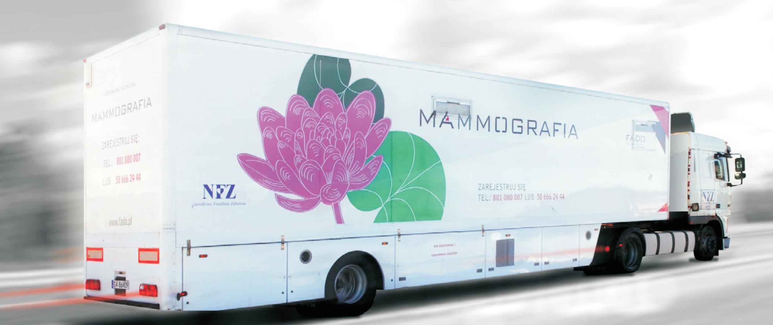 Kończysz 50 lat? Wykonaj mammografię!
